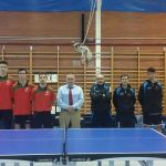 El Club Tenis de Mesa Ciudad Granada sigue buscando la fase de ascenso con victoria