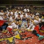 La prórroga, dosis de casta y un público entregado levantan la Copa para Granada