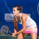 Nuria Párrizas comienza la temporada de tenis en Egipto