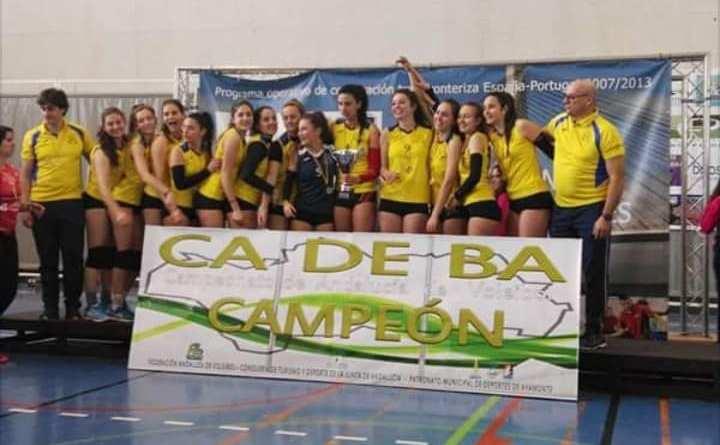 Club Deportivo Unión Atarfe consigue el trono en el Campeonato Andalucía Juvenil