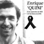 Hasta siempre Quini