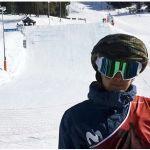 Josito Aragón roza el podio en la competición de Davos