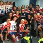 Rotunda victoria en Córdoba del Granada CF Femenino con triple debut canterano