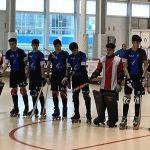 El Club Hockey Patín Cájar Juvenil disputó su fase de sector en Rivas (Madrid)
