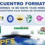 Encuentro Formativo en la disciplina de fútbol sala en Granada