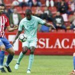 El Granada CF confirma matemáticamente su ausencia y el nulo rendimiento en Gijón