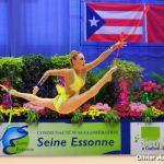 Lidia Redondo ofrece una Masterclass de gimnasia en Montefrío