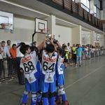 Los prebenjamines del Club Hockey Patín Cájar subcampeones de Copa