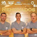 Un cuerpo técnico de prestigio renueva con el SIMA Peligros Fútbol Sala