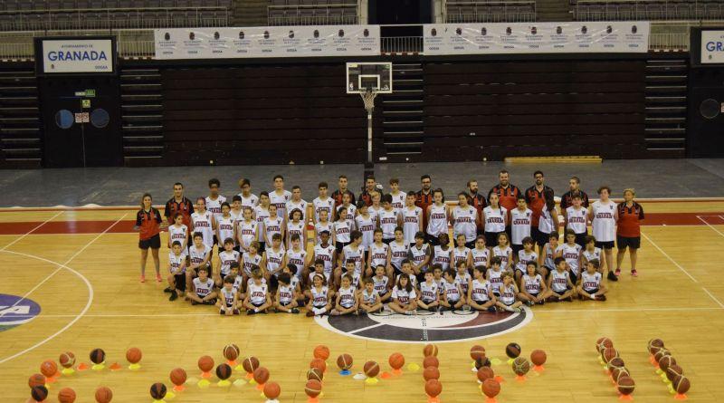 Finalizan las jornadas del II Fénix Camp de la Fundación CB Granada