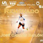 SIMA Peligros Fútbol Sala renueva a José Carlos Bailón
