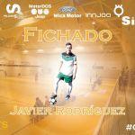 El polivalente Javier Rodríguez fichado por SIMA Peligros Fútbol Sala