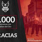 Un apoyo de 3.000 kilates para un club de LEB Oro, Fundación CB Granada