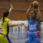 Raquel Molina continuará en la plantilla del Grupo Hafesa RACA Granada