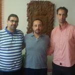 El Ayuntamiento de Peligros renueva su apoyo a SIMA Fútbol Sala