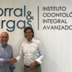 Corral y Vargas Clínica Dental seguirá patrocinando al CD Raca Granada