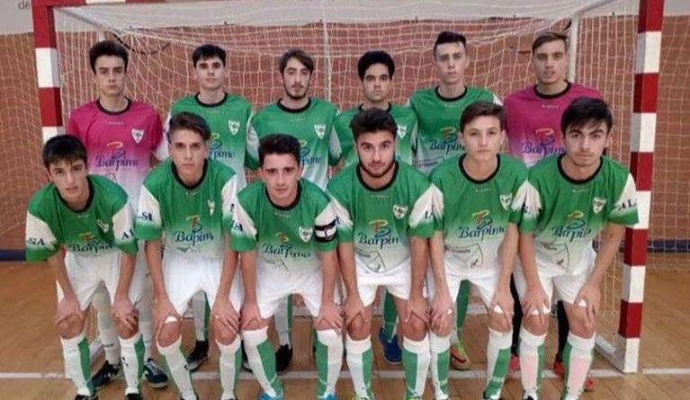 CD Futsalhendin Elektrokamyr cosecha doble empate en juvenil y senior