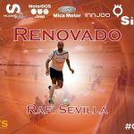 Las renovaciones siguen llegando a SIMA Peligros FS con el turno de Rafi Sevilla