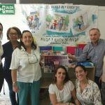 El club GmasB Granada pone en marcha la canasta solidaria