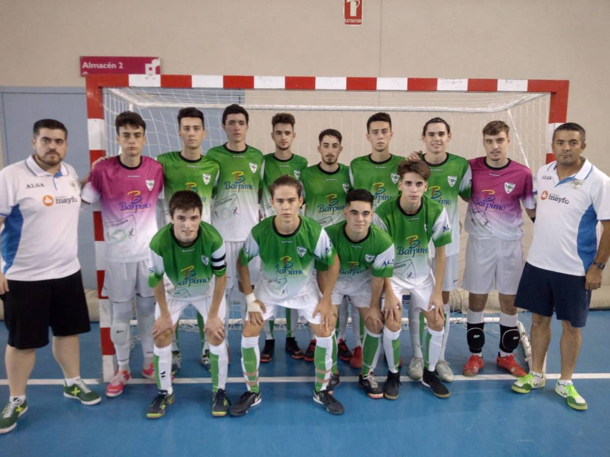 Real Betis Futsal supera a Barpimo Futsalhendin en un trepidante choque (4-5)