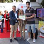 Coviran Granada nombrado padrino del Día de la Banderita por Cruz Roja