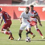 La intensidad y la igualdad presentes entre Sevilla Atlético y Recreativo de Granada
