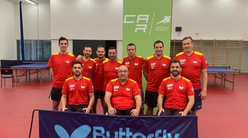 José Manuel Ruiz asegura la medalla por equipos en el Open Internacional de España