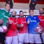 El SIMA Peligros Fútbol Sala activa la venta online de camisetas