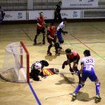 El Club Hockey Patín Cájar cae de forma muy digna y sin complejos en Extremadura