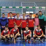 Cara y cruz de resultados para las distintas categorías de Albolote Futsal