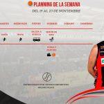 El Coviran Granada prepara el viaje a Huesca para su partido en LEB Oro