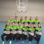 La selección granadina, bronce en el Campeonato de Andalucía infantil femenino