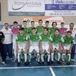 El Barpimo Futsal Alhendin sorprendido en su propia cancha de juego