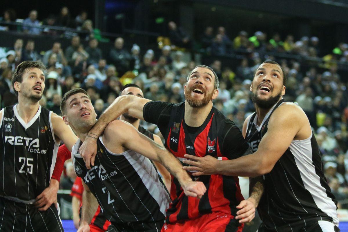 Coviran Granada afronta un duelo de altura en la competición de LEB Oro