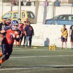 Granada Lions arranca en su estreno frente a Fuengirola Potros