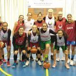 Marta Miscenko ya entrena con el Grupo Hafesa Raca