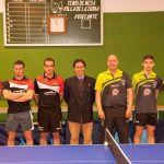 El Club Tenis Mesa La Zubia completa jornada en las competiciones nacionales