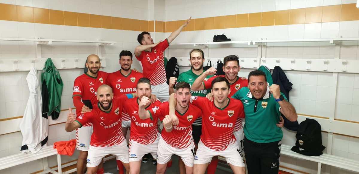 SIMA Peligros Fútbol Sala golpea con autoridad en Melilla