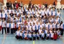 El CD Tear Ramón y Cajal celebra una Jornada de Basket en el Día de Andalucía