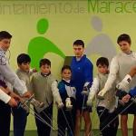 El Club de Esgrima Maracena nominado al premio 'Promoción del deporte'