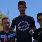 Alberto Mingorance y María Díaz reinan en Torrenueva en la prueba ciclista