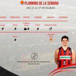 El Coviran Granada prepara la visita del Levitec Huesca al Palacio de los Deportes