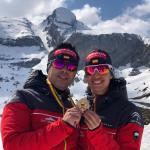 Victoria Padial consigue el oro y se vuelve a proclamar Campeona de España de Biathlon
