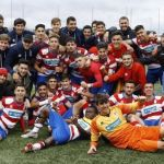 El Granada CF Juvenil, un equipo de historia en la cantera del club al clasificar para la Copa del Rey