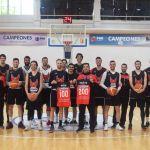Pablo Pin y Carlos de Cobos cumplen centenarios con Fundación Club Baloncesto Granada