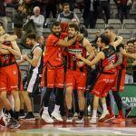 Coviran Granada triunfa en un encuentro espectacular ante el Bilbao Basket