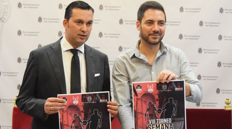 Todo preparado para la celebración del VIII Torneo Ciudad de Granada en baloncesto