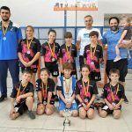 El Club Hockey Patín Cájar conquista la primera edición de la Copa Sur Ibérica