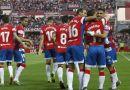 La conexión grada y equipo fortalece al Granada CF que vuelve a rendir de manera magistral