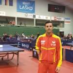 Jose Manuel Ruiz consigue la medalla de plata individual en el Open de Eslovenia